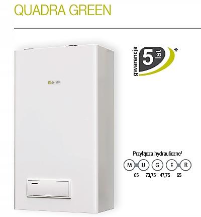 Kocioł kondensacyjny 2F BERETTA QUADRA GREEN C.S.I