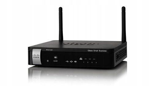 CISCO RV215W Bezprzewodowa zapora sieciowa N VPN