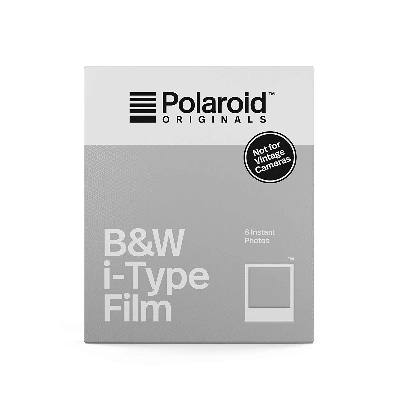 Polaroid Originals B&W i-Type Film E0282