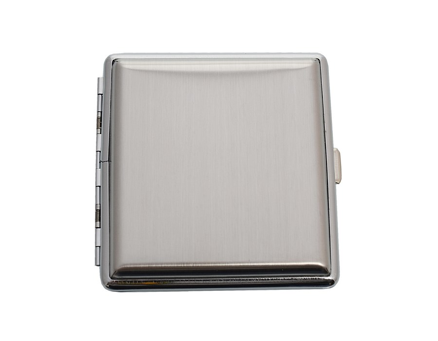 Etui pudełko na papierosy papierośnica metalowa