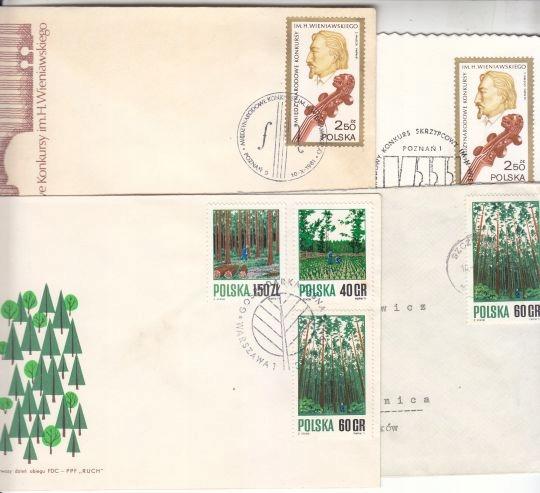 FDC. 1971. Las