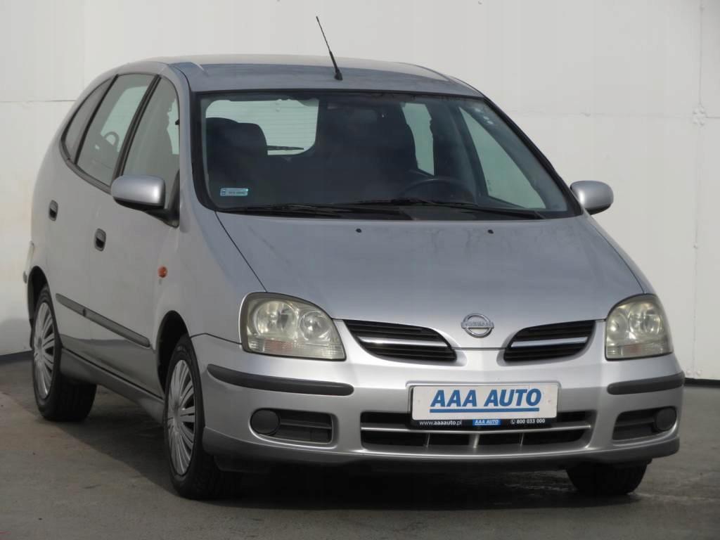 Nissan Almera Tino 1.8 , GAZ, Klimatronic