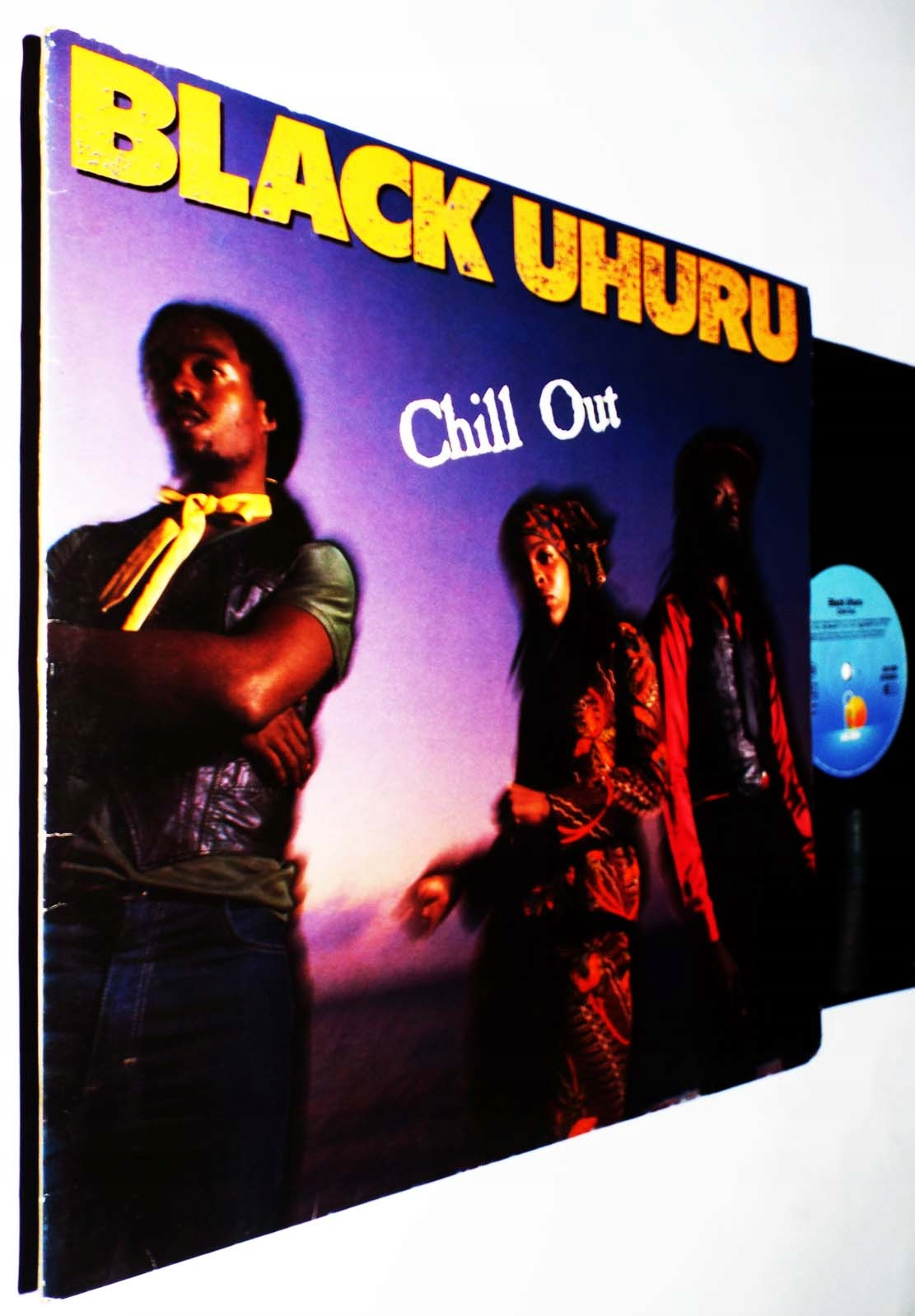 BLACK UHURU - CHILL OUT LP