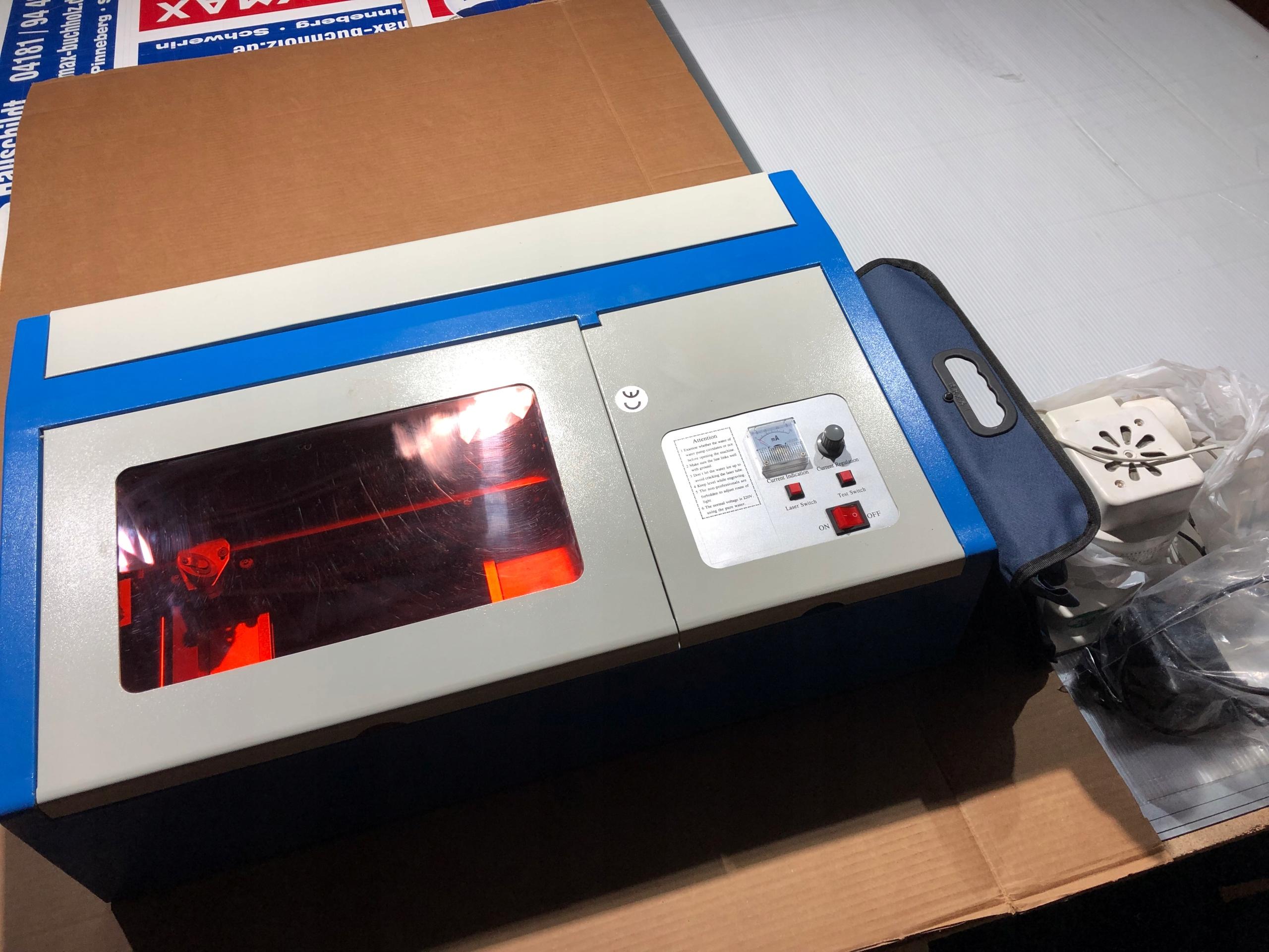 Zaawansowane laser co2 Używany w Oficjalnym Archiwum Allegro - archiwum ofert UP43
