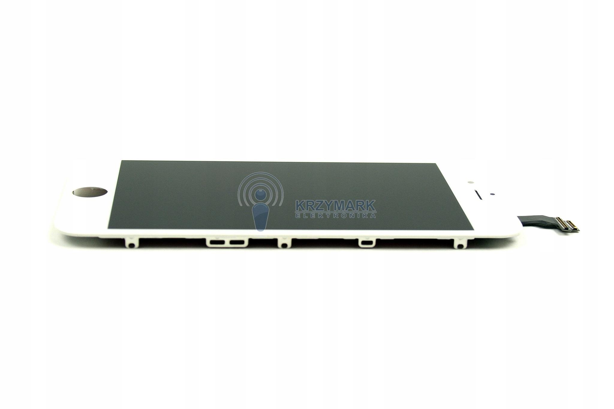 IPHONE WYŚWIETLACZ 6 EKRAN DOTYK LCD A1549 RAMKA