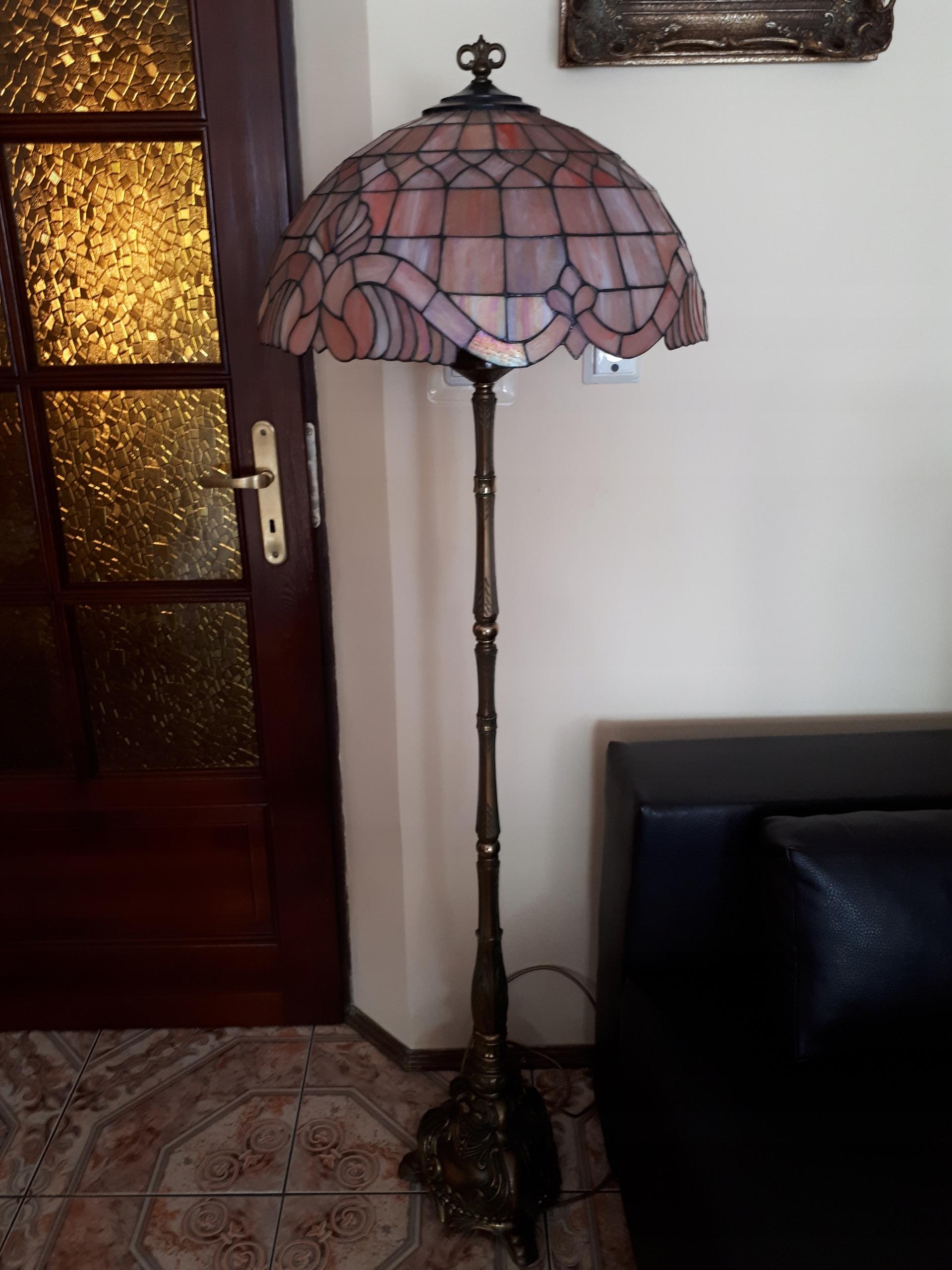 STYLOWA LAMPA PODŁOGOWA 160 CM