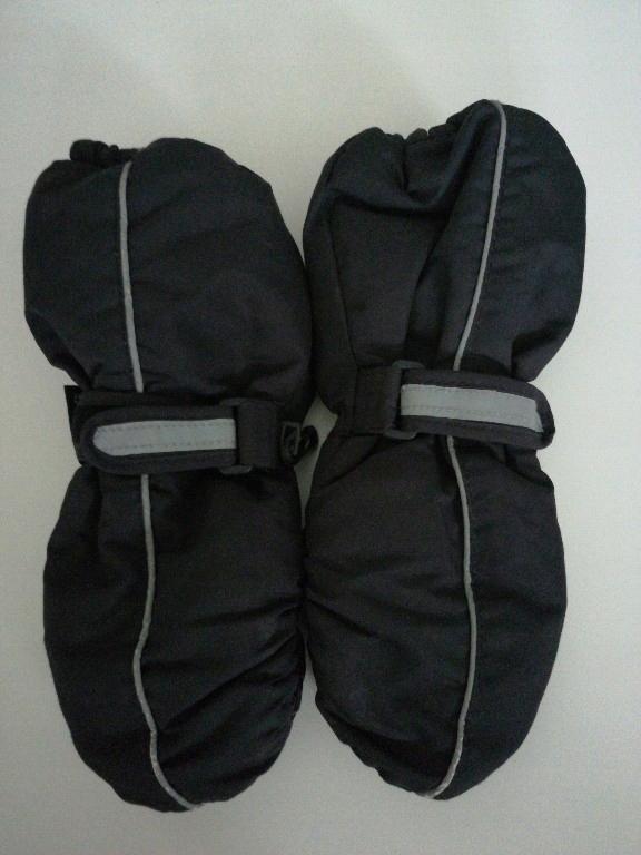 Lindex rękawiczki z długim mankietem 4-6 lat