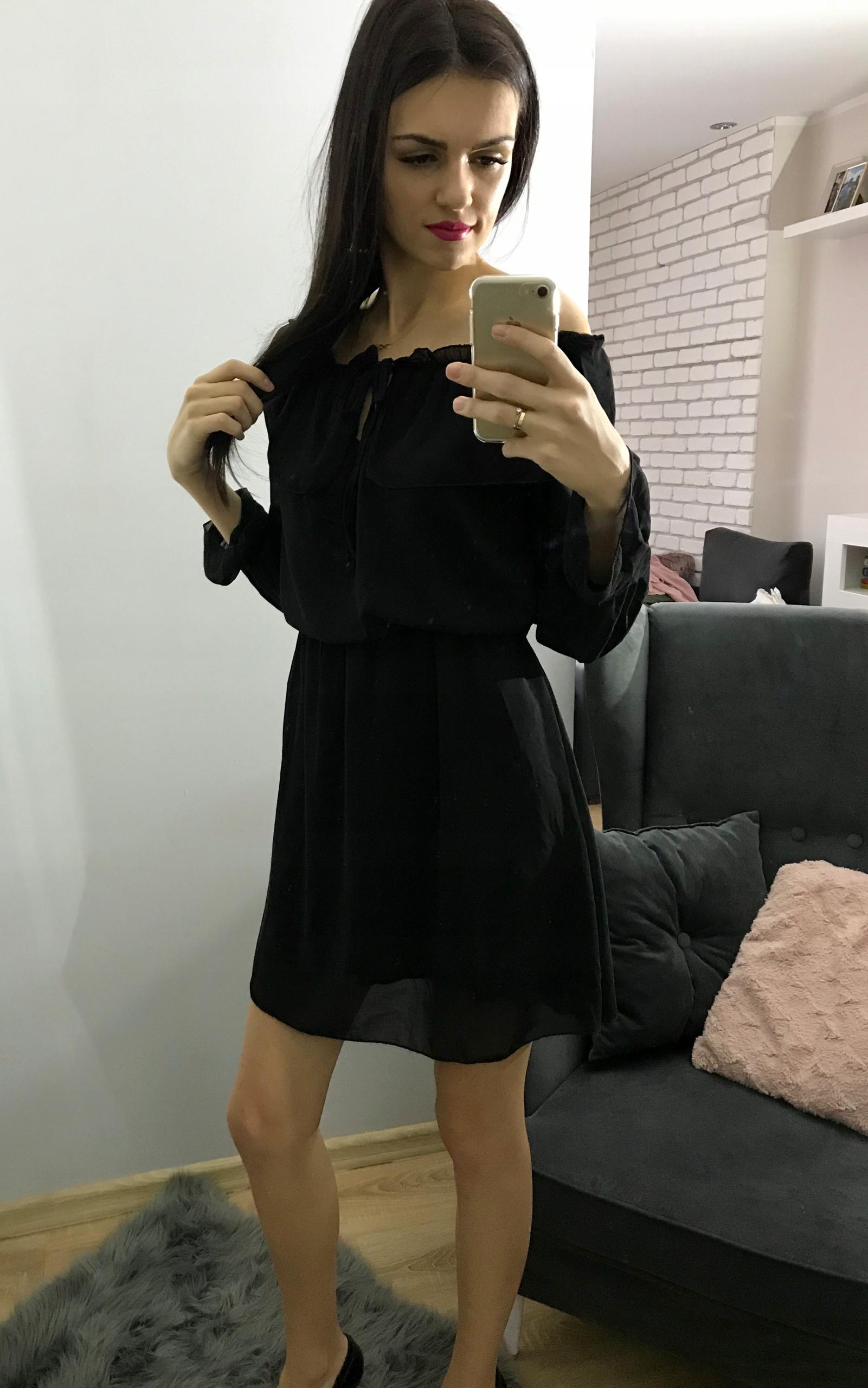 sukienka damska mozliwosc karmienia julia eleganck