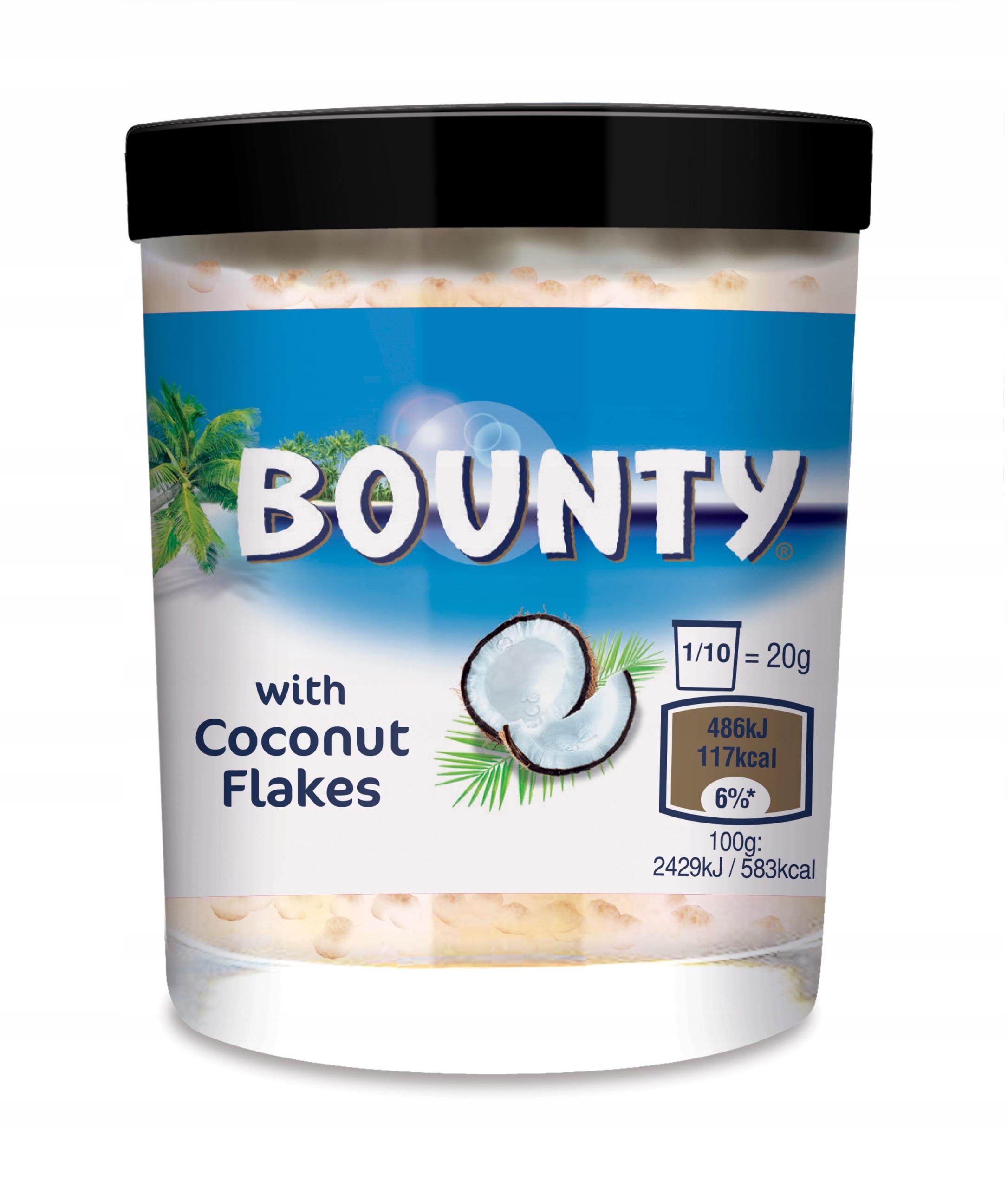PROMOCJA Bounty krem Anglia (W-Wa)