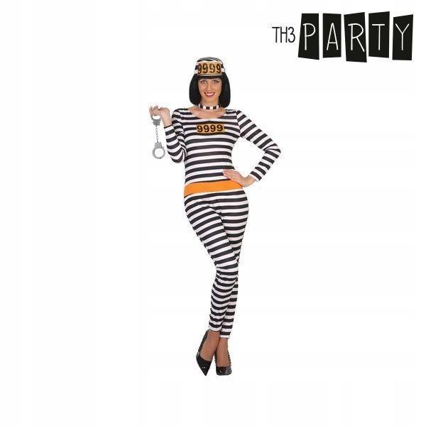 Kostium dla Dorosłych Th3 Party Więźniarka