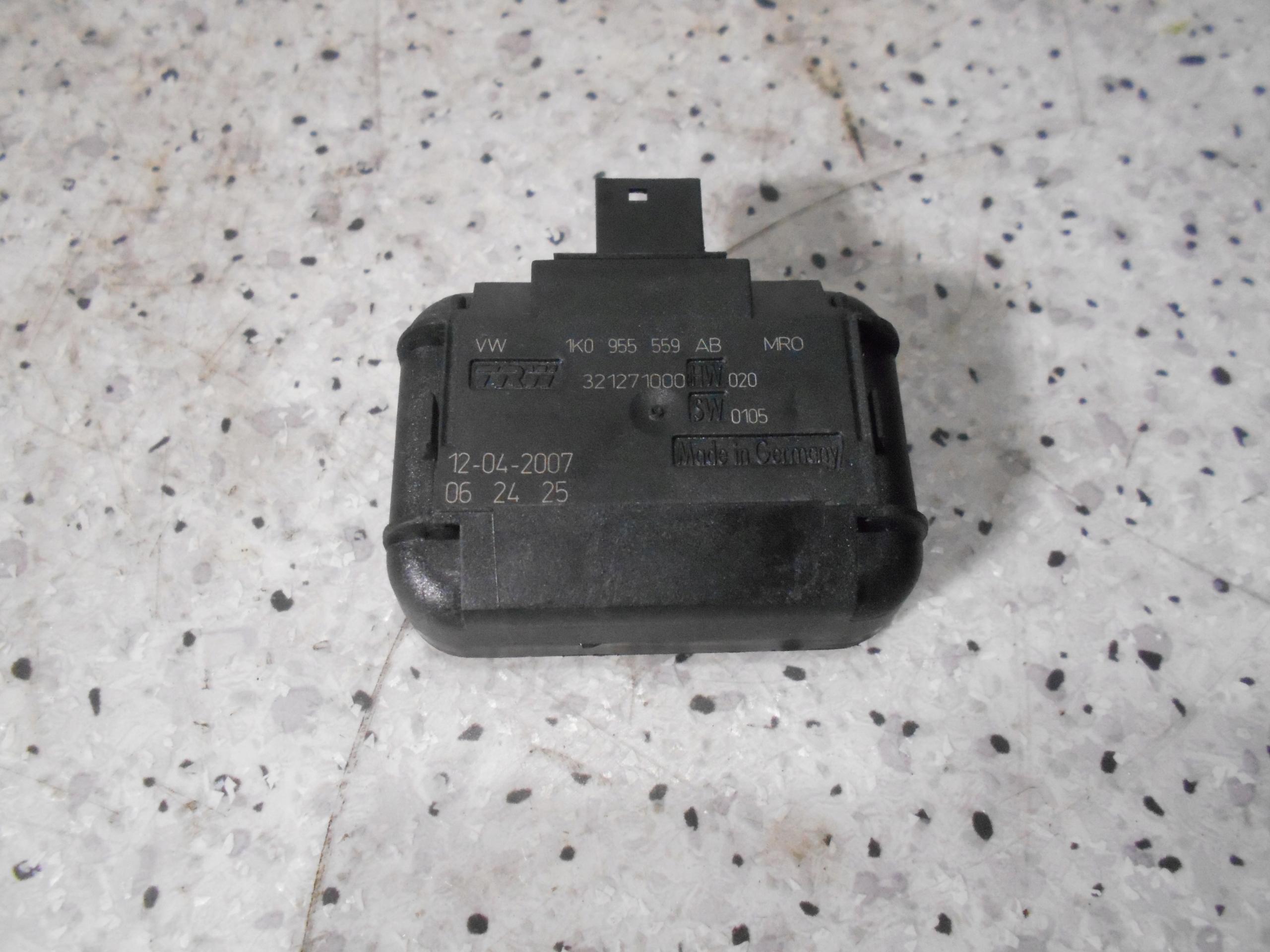 CZUJNIK SENSOR DESZCZU VW PASSAT B6 1K0955559AB