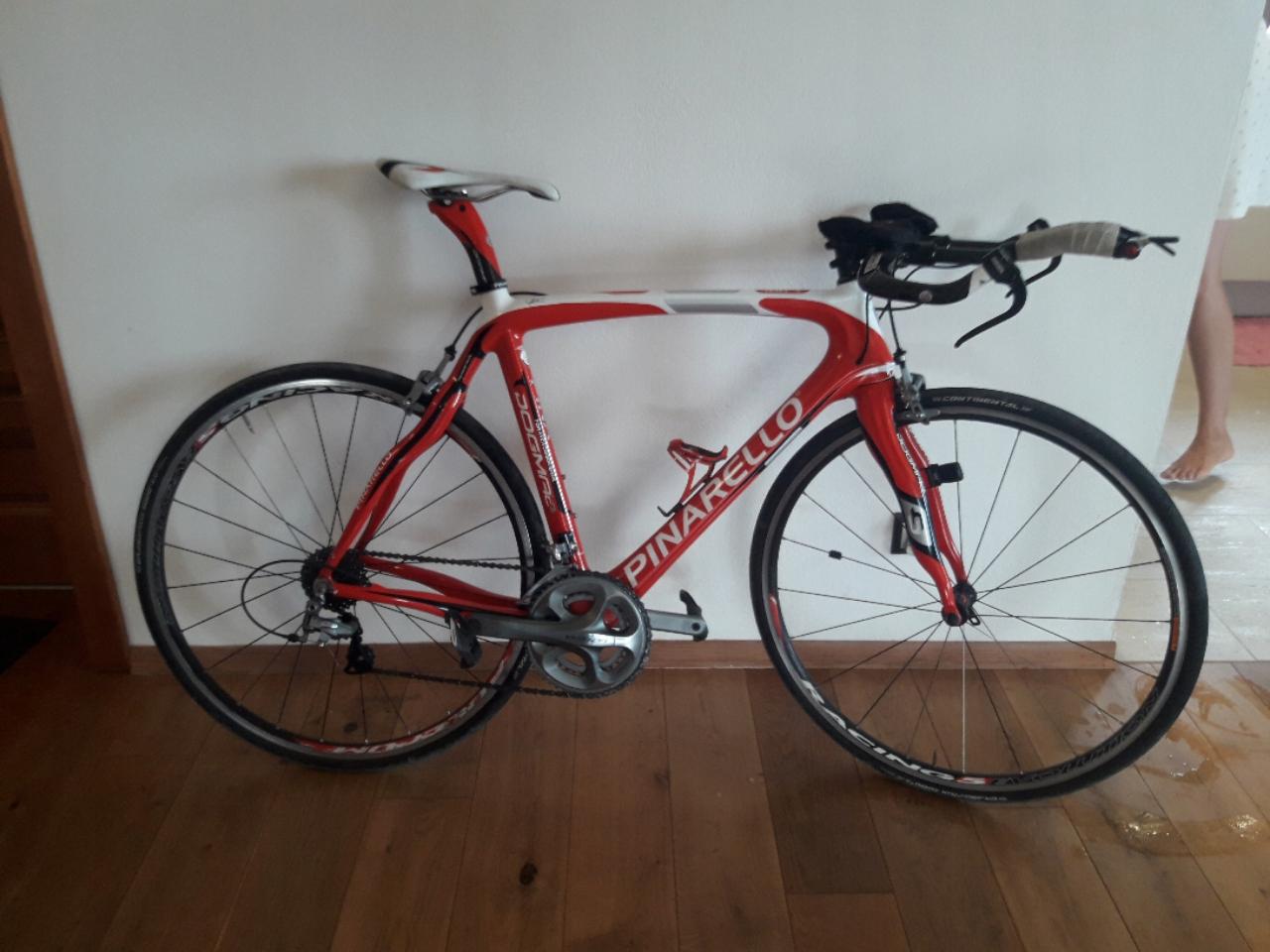 Rower triathlon /szosa Pinarello Dogma 60.1