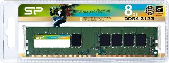 Pamięć Silicon Power DDR4 8GB, 2133, CL15