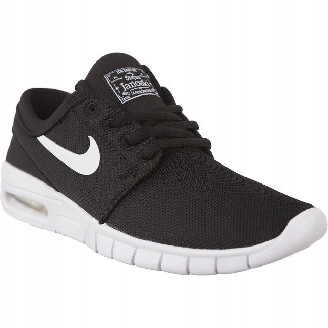 Nike sportowe damskie czarne r.39