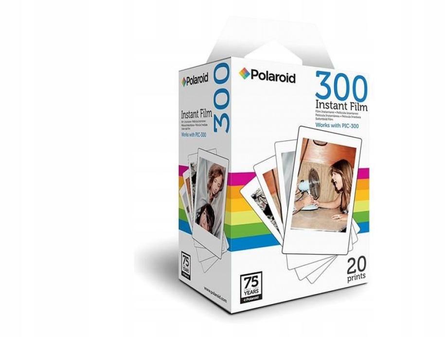 Polaroid Instant Film - wkłady do aparatu POLAROID