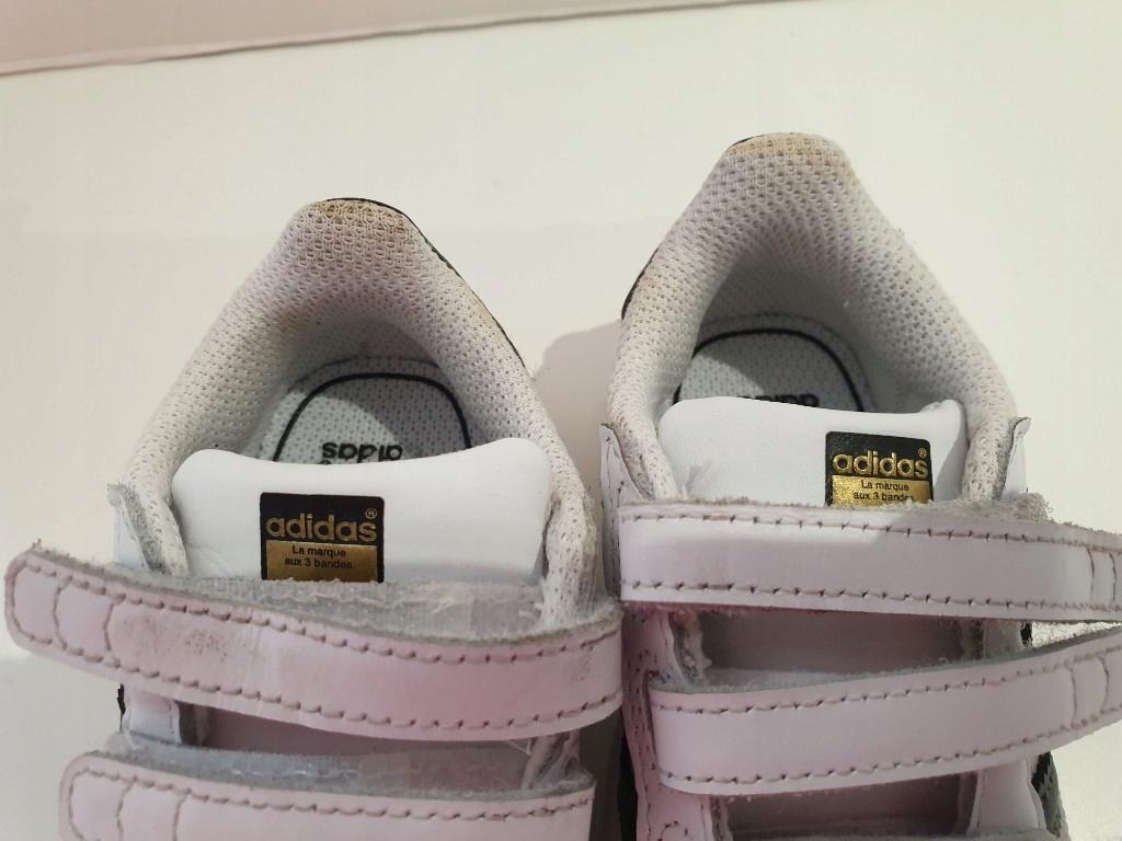 Adidas superstar r. 20 8073760291 oficjalne archiwum allegro