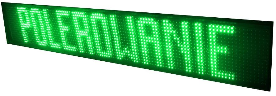 Wybitny 210x25 reklama świetlna wyświetlacz Tablica LED - 6853400908 ZJ62