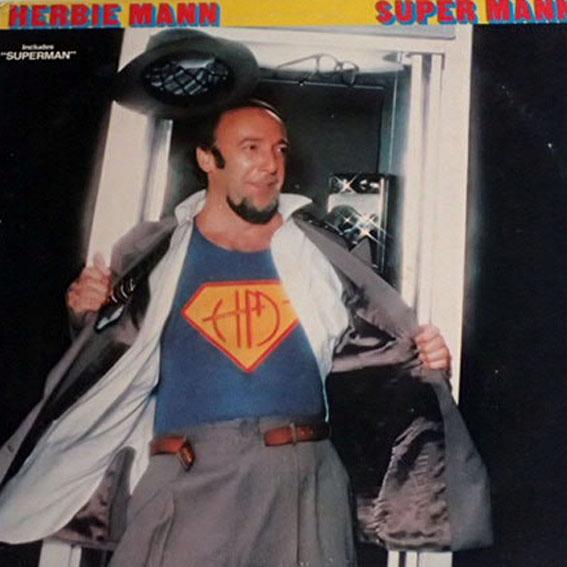 Herbie Mann - Super Mann (Lp U.S.A.1Press)