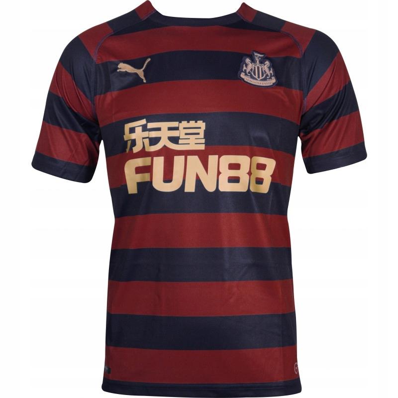 Puma Newcastle United Away KOSZULKA SHELVEY 8 R.L