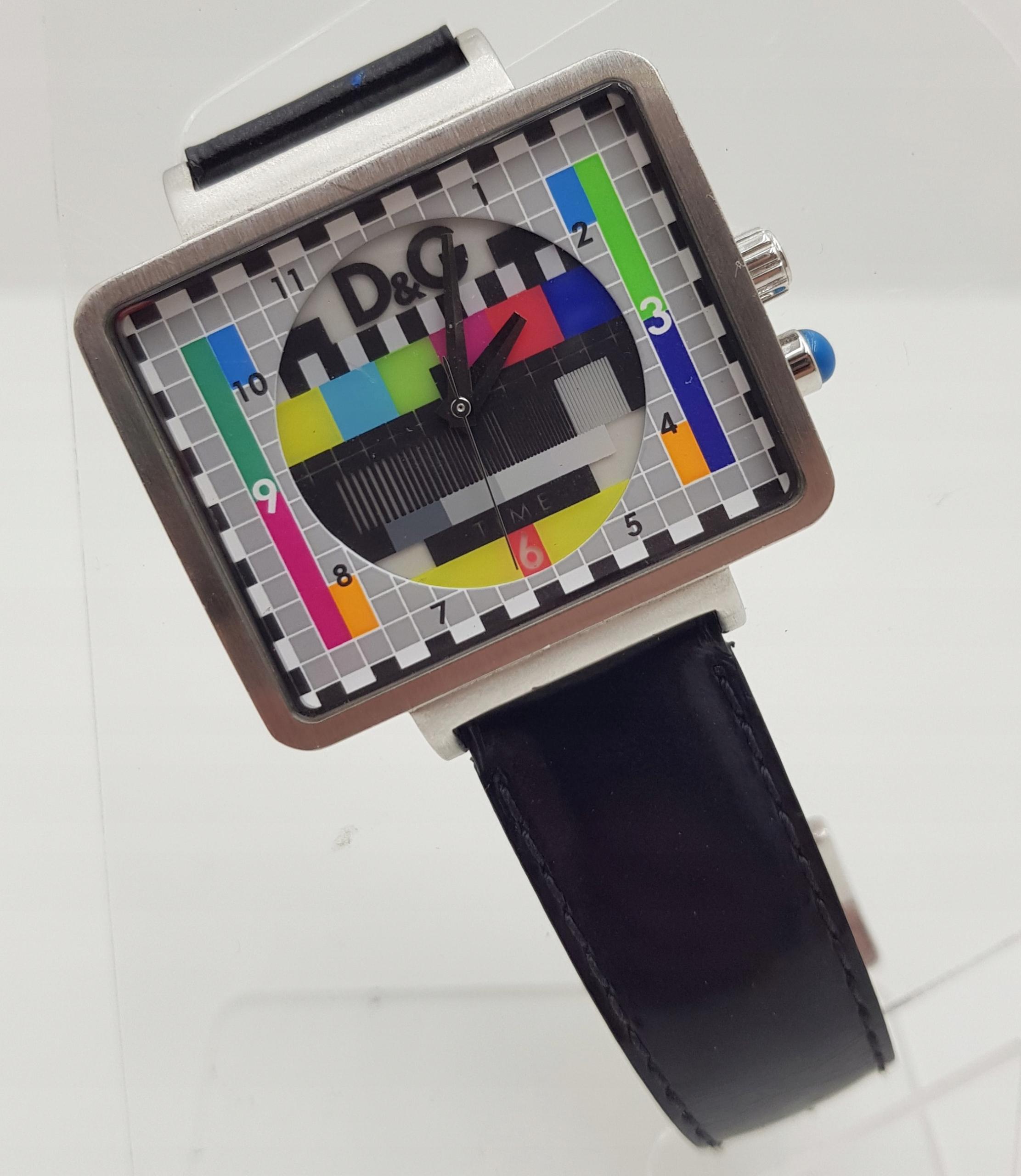 Zegarek Dolce Gabbana DW0514 Nietuzinkowy