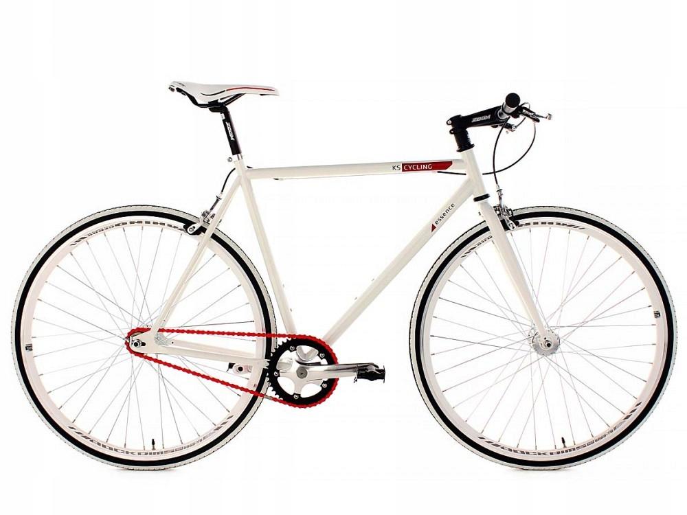 """Rower Ostre Koło Essence 392B Męski 28"""" Biały"""