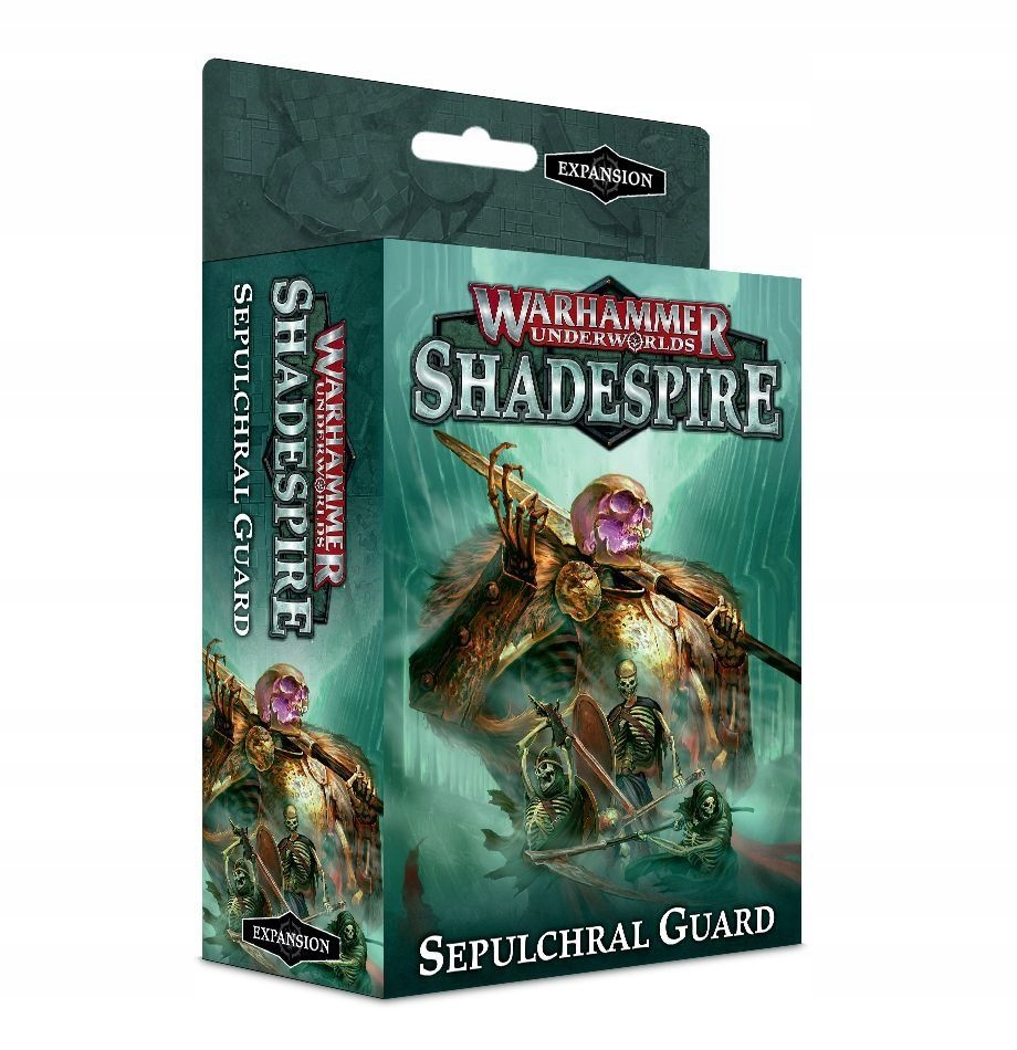 Warhammer Underworlds: Shadespire Sepulchral Guard
