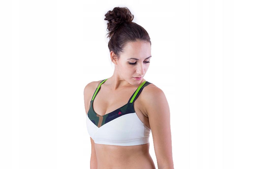 Sportowy stanik TOP fitness REEBOK siłownia Z79432
