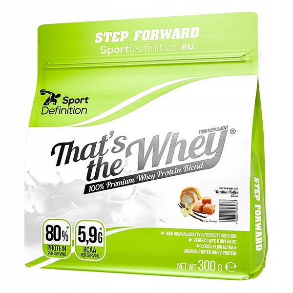 Sport Definition That's The Whey 300g wan toffi