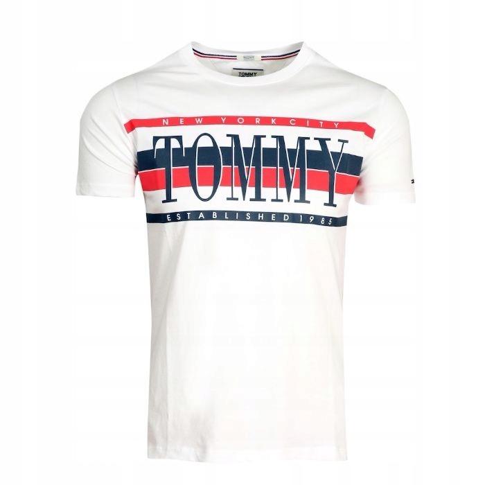 Tommy Hilfiger T-Shirt Rozmiar M Koszulka Men