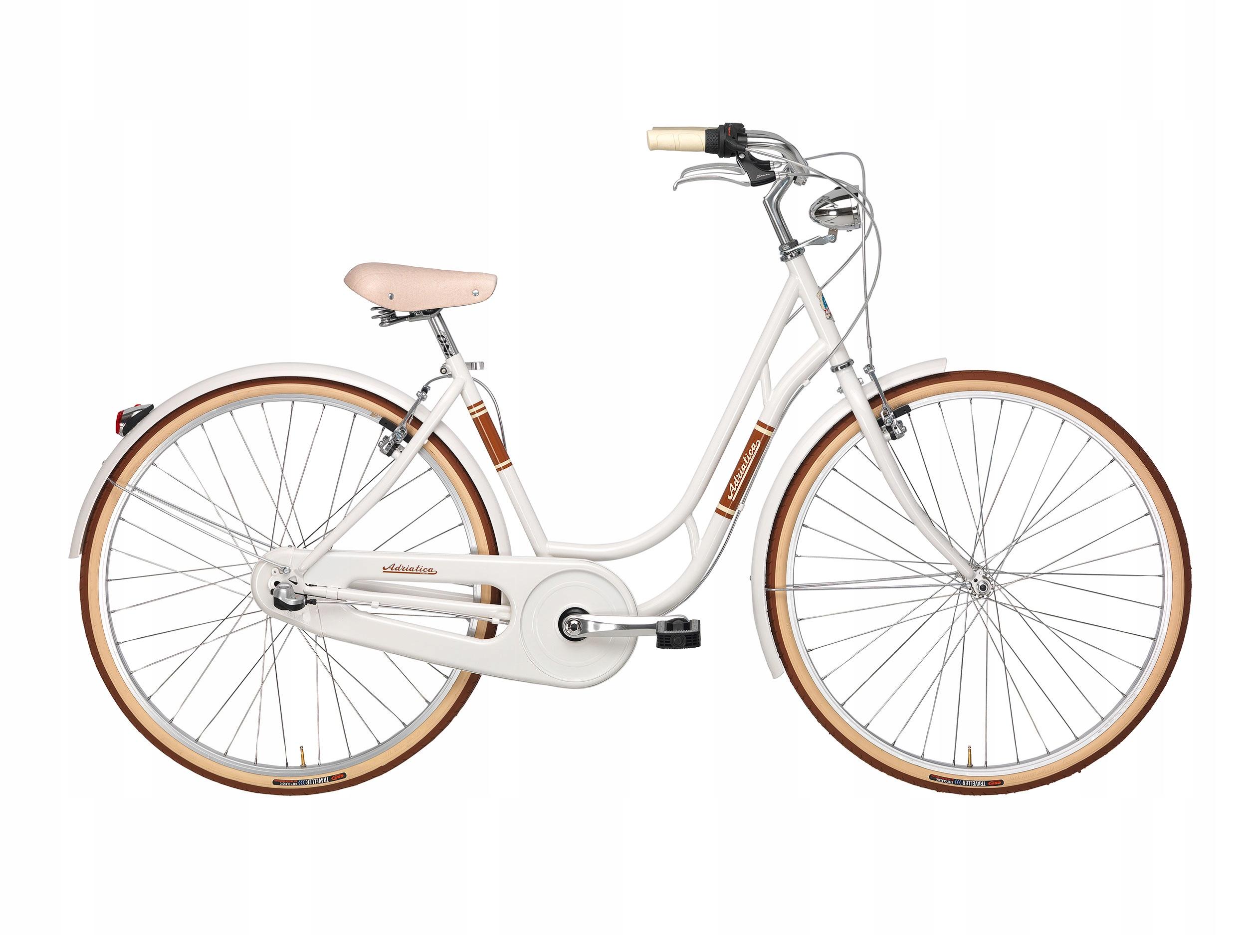 Rower ADRIATICA Danish Bianco 48 Nexus BCM