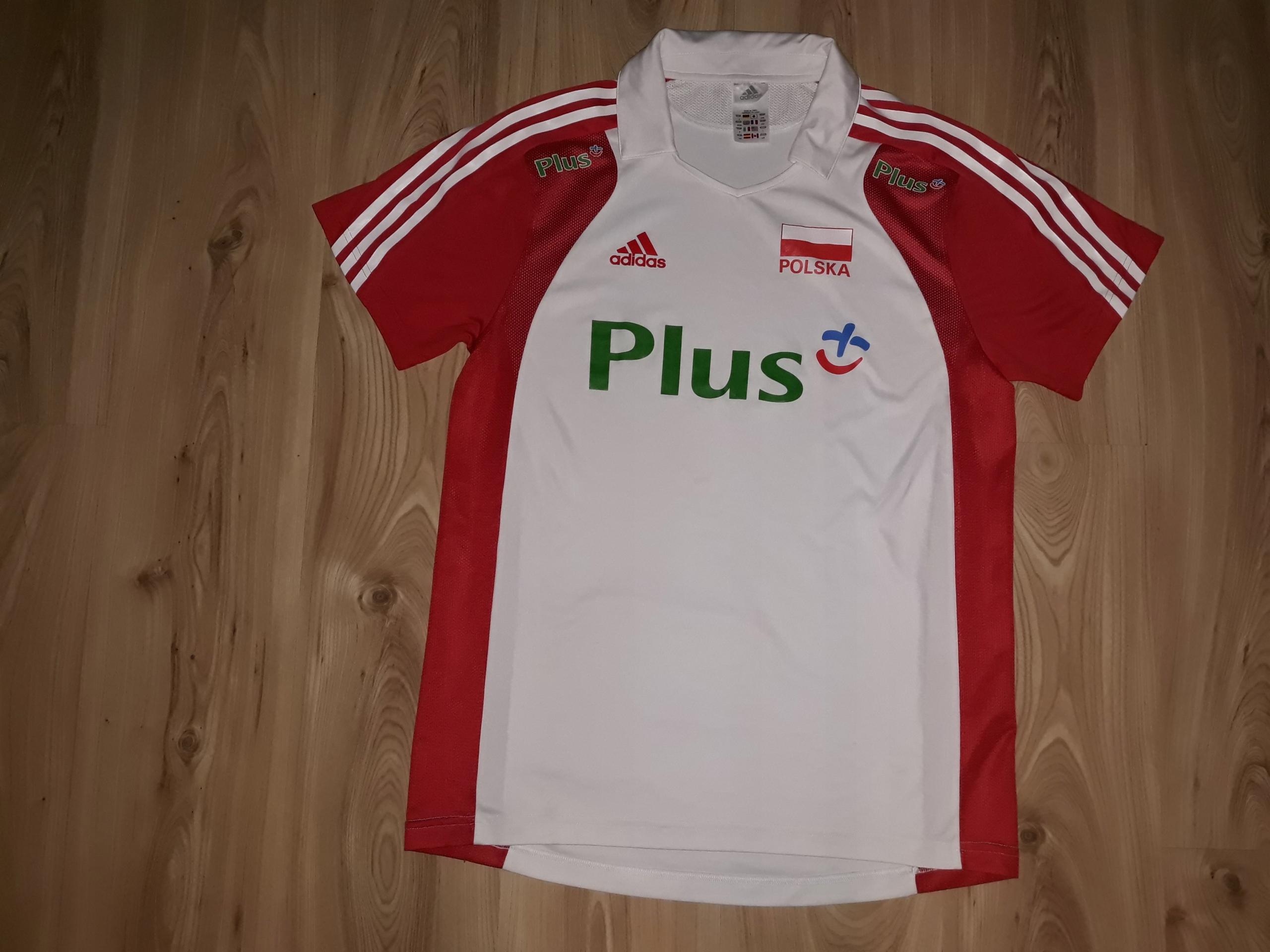 Koszulka Adidas L Reprezentacji Polski siatkówka