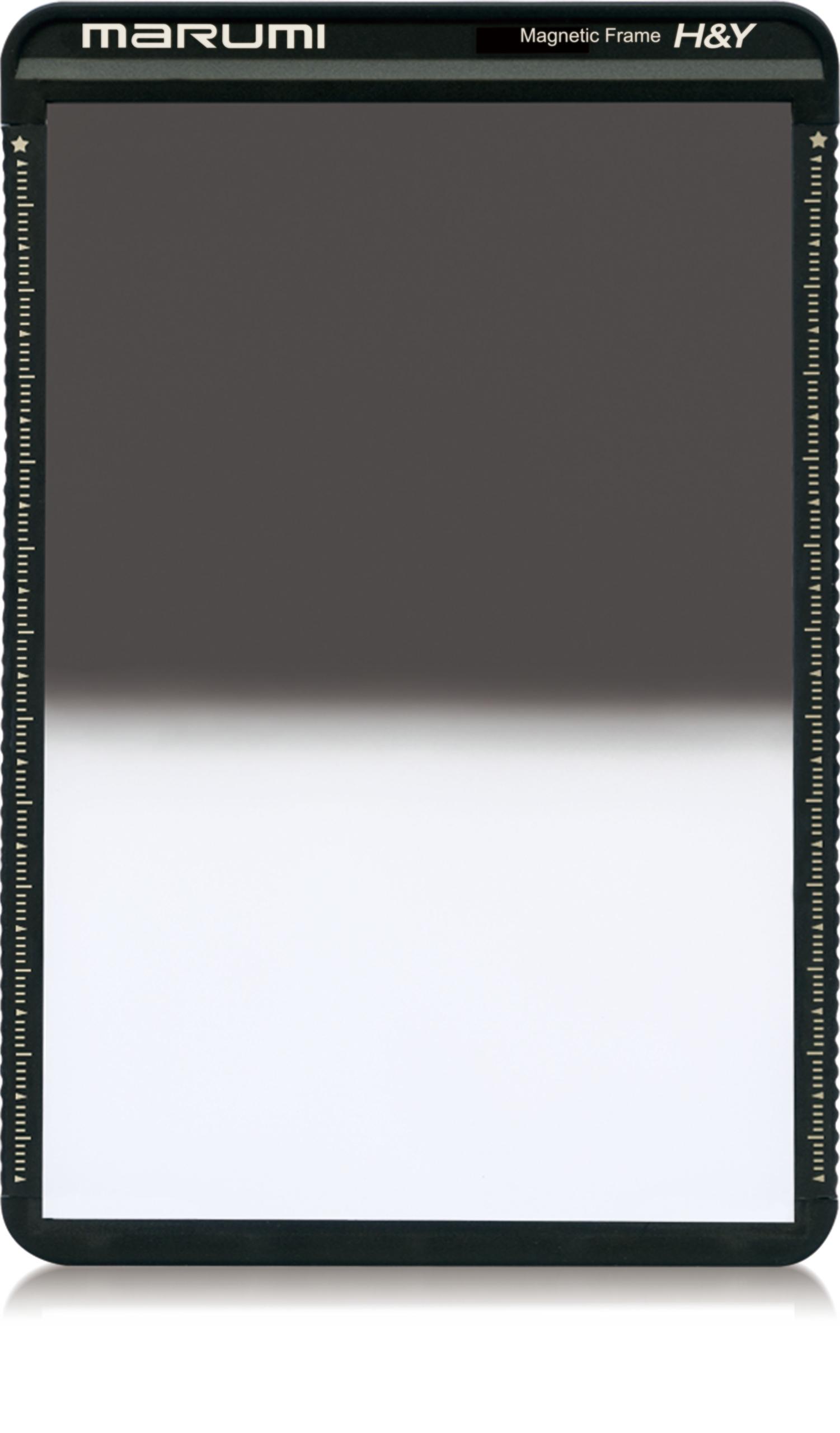 Filtr połówkowy Marumi Square GND4 hard 100x150mm