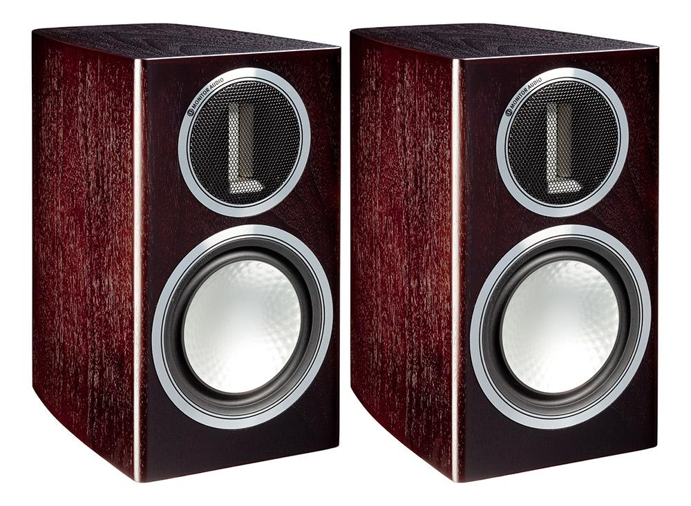 Monitor Audio Gold 50 Kolumna Dark Walnut