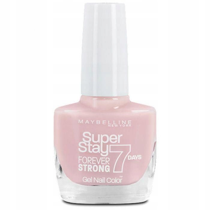 Maybelline Forever Strong 286 Pink Whisper lakier