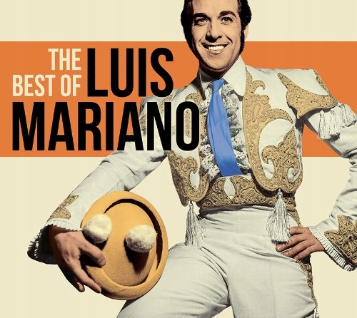 CD Mariano, Luis - Best Of