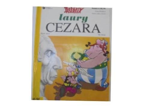 Asterix laury Cezara - Uderzo Gościnny1994 24h wys