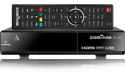 ZGEMMA H2S-premium FHD oscam cccam +WIFI ADAPTER