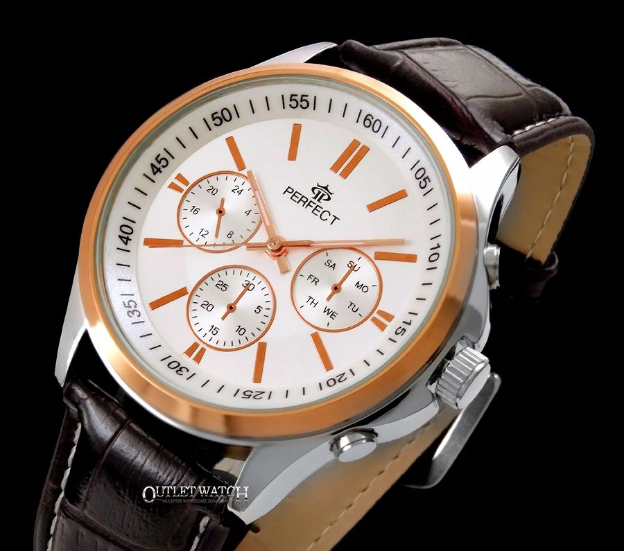 Zegarek Męski PERFECT NERON W231-2