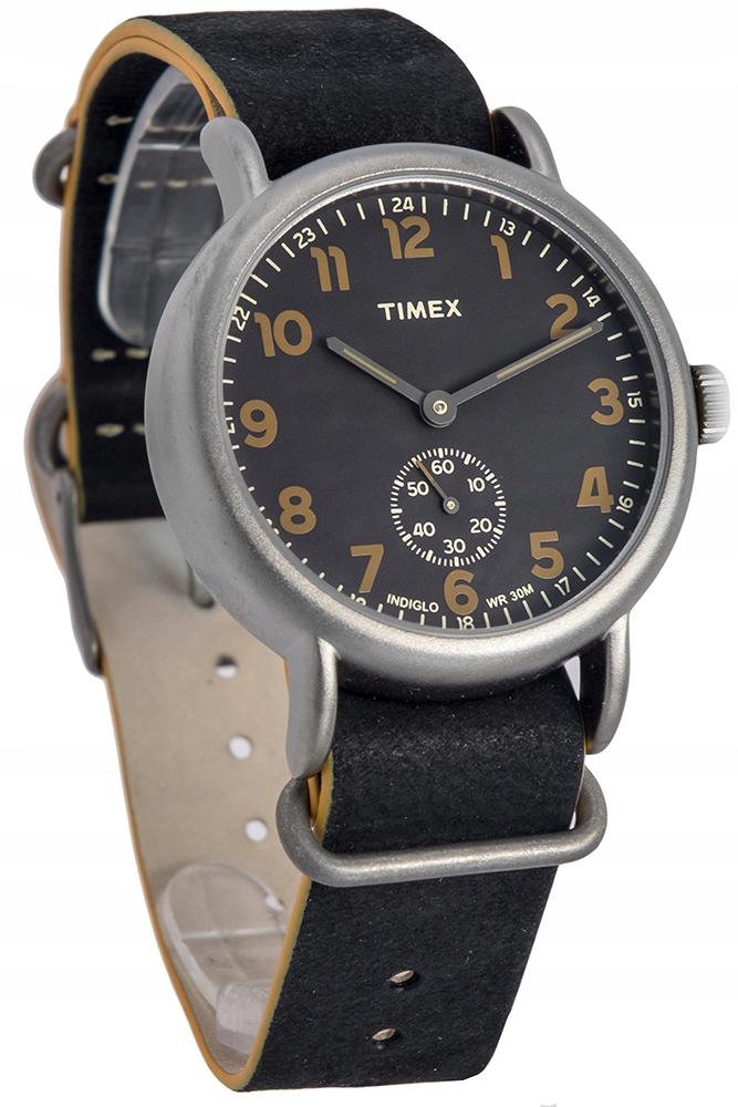 Retro Zegarek Timex - TW2P86700-Wyprzedaż 3L G