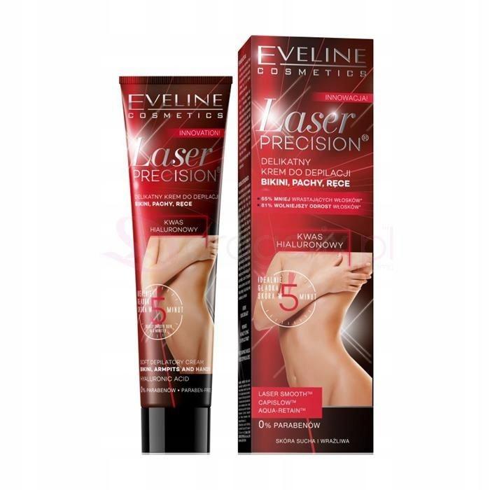 Eveline Laser Precision delikatny krem do depilacj