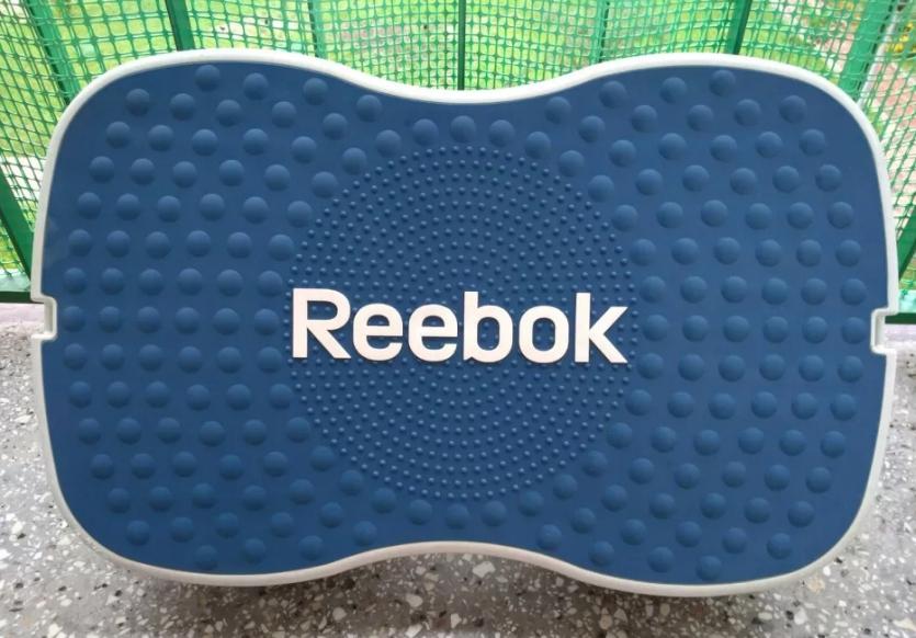Step Reebok Easy Tone Step-Blue