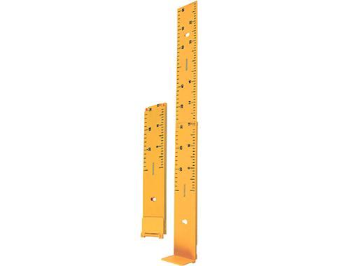 Miarka składana KONGER 60cm Przymiar wędkarski