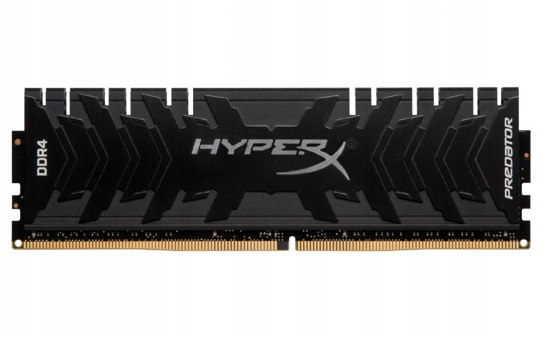 Pamięć RAM DDR4 HyperX 16(2*8GB) 2400Mhz CL12