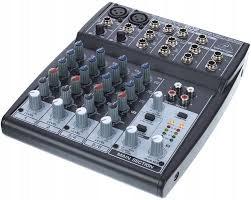 Mikser audio Behringer Xenyx 802