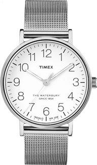 ZEGAREK TIMEX TW2R25800 INDIGLO siatka kolor srebr