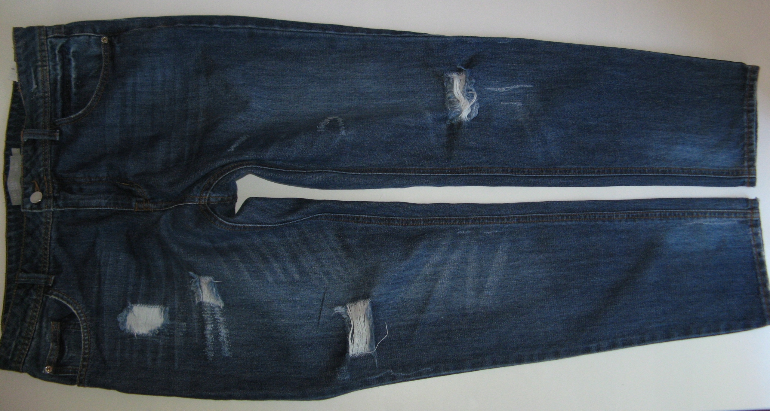 EWA MINGE jeansy 42