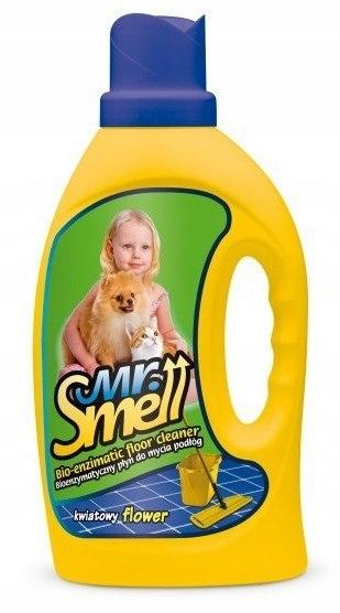 DermaPharm Mr. Smell Płyn do mycia podłóg kwiatowy