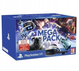 PETEL Gogle PS4 VR V2 Gry Kamera V2 Mega Pack GW