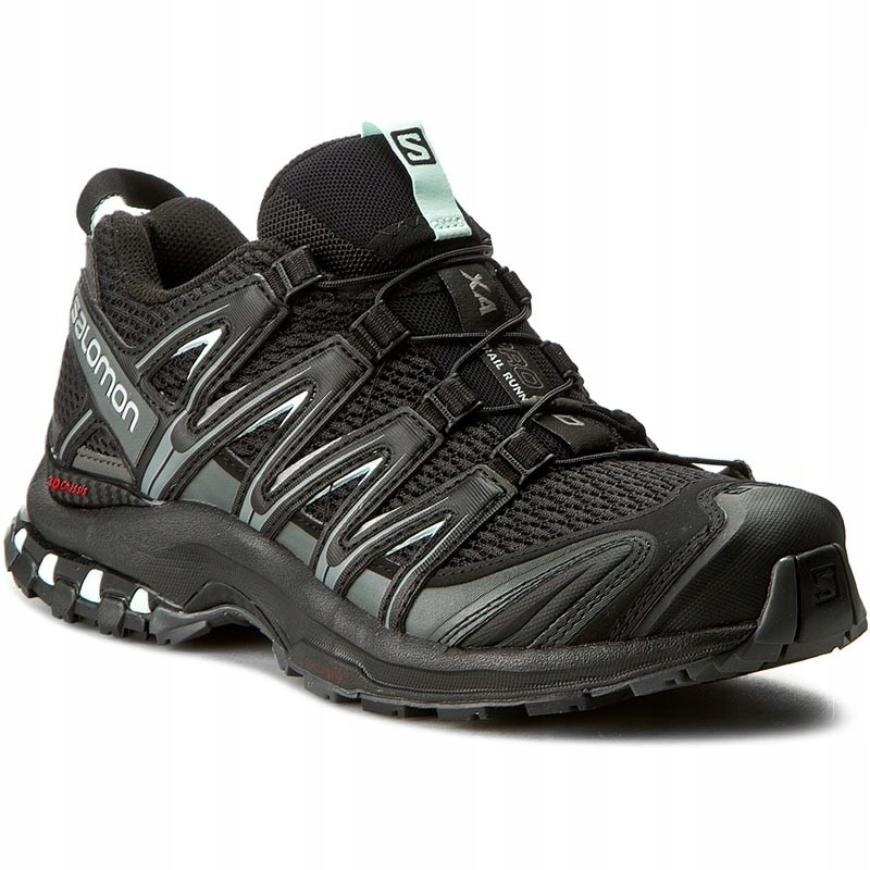 SALOMON BUTY XA PRO 3D BLACK/WHITE R.38 2/3