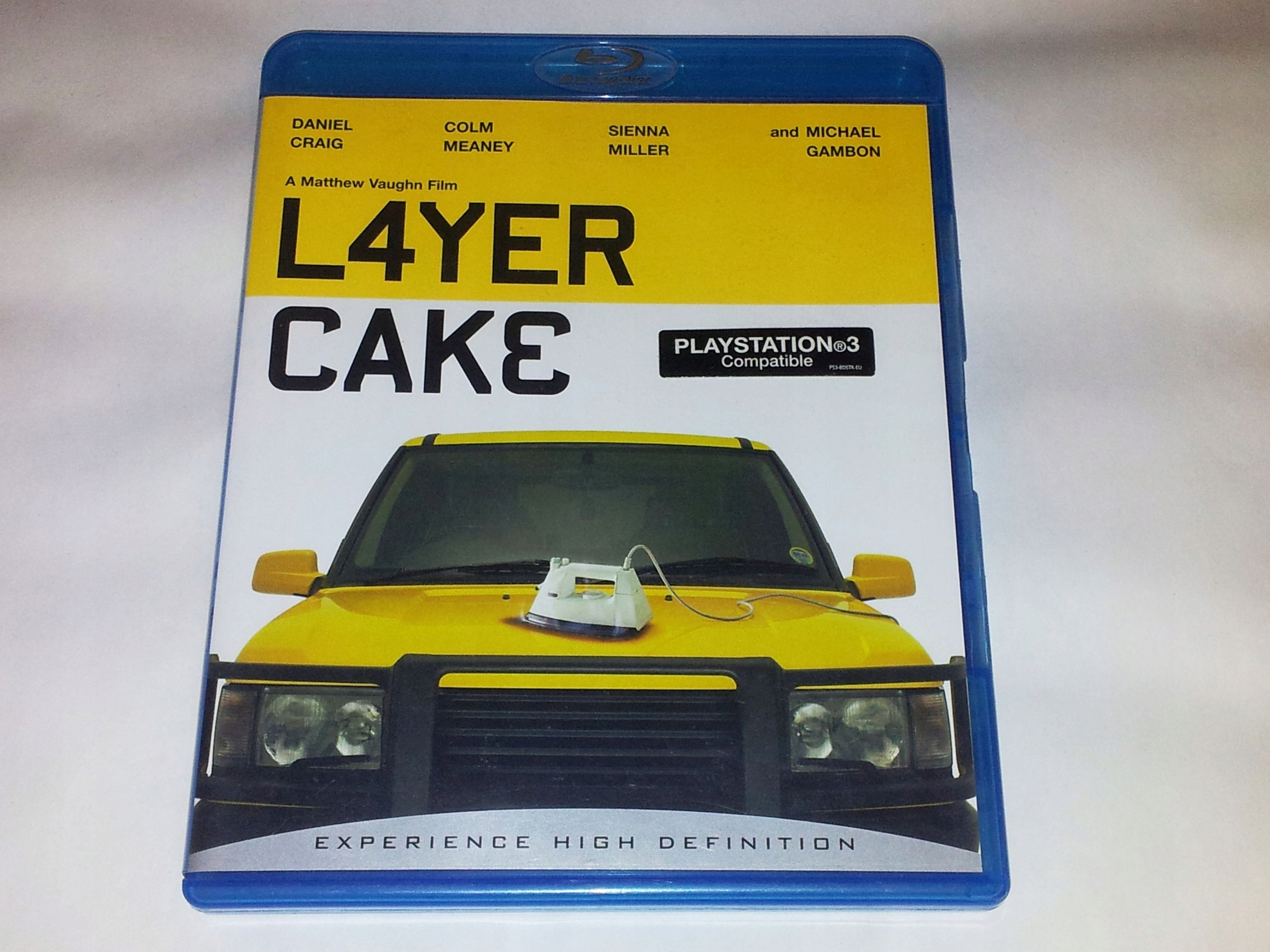 Przekładaniec Blu-ray - PL - Daniel Craig - Filmy